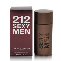 Carolina Herrera 212 Sexy Men Eau de Toilette Spray - 100ml