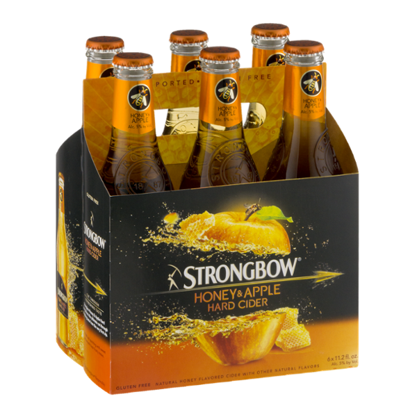 Strongbow Honey & Apple Hard Cider