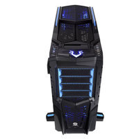 Thermaltake VN300M1W2N Chaser MK-I Full Tower Gaming Case - ATX, Micro ATX, 4x Ext 5.25