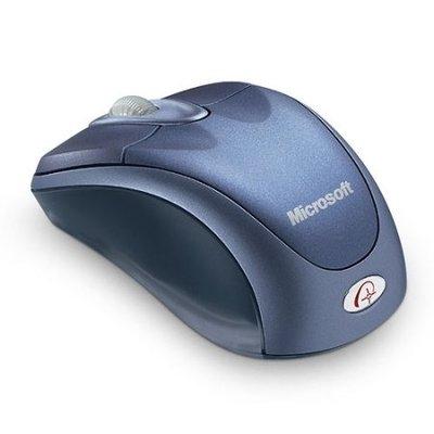 Microsoft Corp. Microsoft Wireless Notebook Optical Mouse - BX3-00001