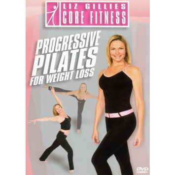 Koch Entertainment Liz Gillies Core Fitness - Progressive Pilates for Weight Loss