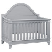 Million Dollar Baby Classic Sullivan 4-in-1 Convertible Crib - Gray, Grey