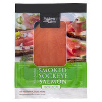Trident 4 oz Cold Smoked Sockeye Salmon