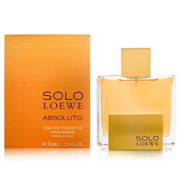 Loewe 'Solo Loewe Absoluto' Men's 2.5-ounce Eau de Toilette Spray