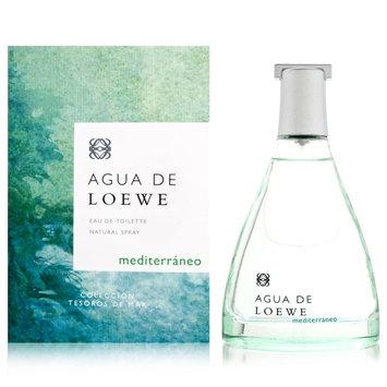 Loewe Agua Mediterraneo Edt Spray 3.4 Oz By Loewe