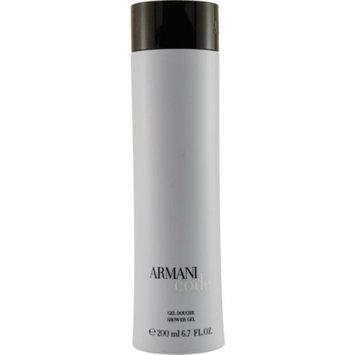 Armani Code 168233 Shower Gel 6.7-Oz