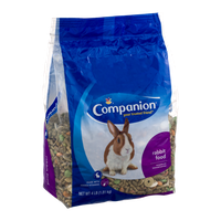 Companion Rabbit Food