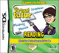 1st Playable Productions My Virtual Tutor Reading: 1st - 2nd