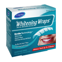 CareOne Whitening Wraps Dental Whitening System