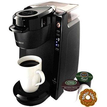 Mr. Coffee Single Serve with Keurig Brewed Technology - Black