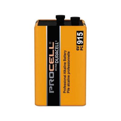 Procell Lantern Battery, 6 Volt, Screw Terminals PC915