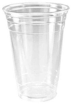 Conex 20 oz Disposable Cold Cup (Plastic, Clear) [PK/600]. Model: TP20