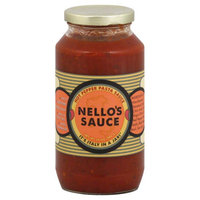 Nello's Gourmet Pasta Sauce Hot Pepper 25 oz