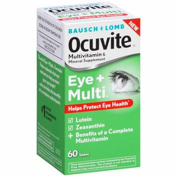Ocuvite Eye + Multi Multivitamin & Mineral Supplement Tablets