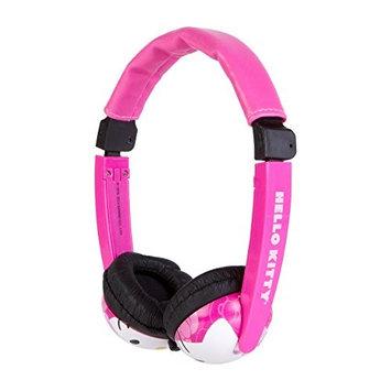 Sakar Hello Kitty Kid Safe Headphones Pink HK 19709 H3C0DI92E-1612