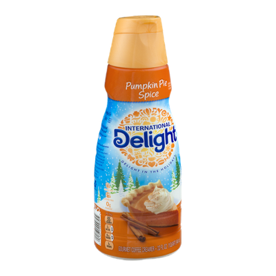 International Delight Creamer Pumpkin Pie