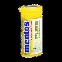 Mentos Pure Fresh Cooler Lemonade Chewing Gum