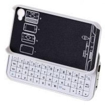 Dream Developers iPhone 4/4s Bluetooth Keyboard Karaoke