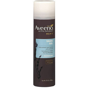 Aveeno® Active Naturals Men's Shave Gel
