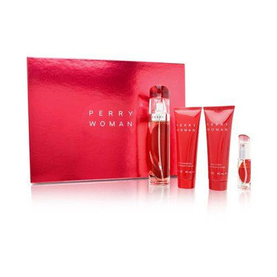 Perry Woman by Perry Ellis 4 Piece Set