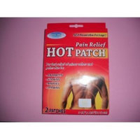 Assured HOT PATCH Pain Relief patch, 2 patches