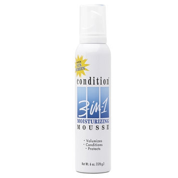 Condition 3-in-1 Mousse Moisturizing