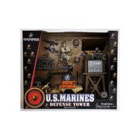 USMC U.S. Marine Corps Defense Tower - assorted