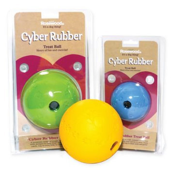 Wilko Cyber-Dog Out Of This World Fun Treat Ball Large