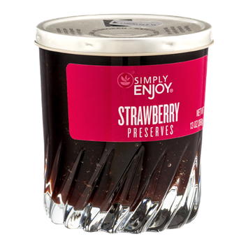 Simply Enjoy Strawberry Preserves