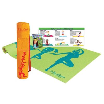 Wai Lana Green Little Yogis Eco Tote Kit