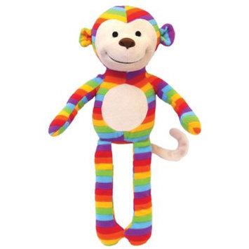 Chubleez Sonny Monkey Dog Toy (Multi)