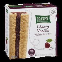 Kashi Cherry Vanilla Soft Baked Cereal Bars - 6 CT