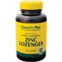 Nature's Plus Zinc Lozenges -- 90 Lozenges