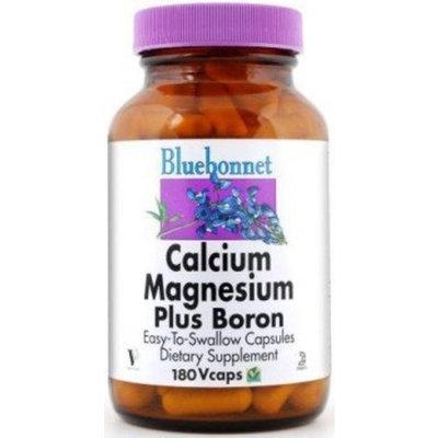 Bluebonnet - Calcium Magnesium Plus Boron - 180 Veg Caps