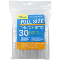 Adhesive Technologies 220-14ZIP30 Multi Temp Full Size Glue, 4-Inch, 30-Pack