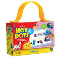 Educational Insights Hot Dots Jr. Cards Set, Colors