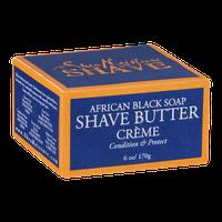SheaMoisture African Black Soap Shave Butter Créme