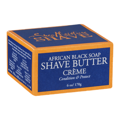 SheaMoisture African Black Soap Shave Butter Créme