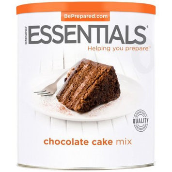 Emergency Essentials Food Chocolate Cake Mix Large Can 65 oz