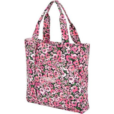 Bumble Bags Stacy Shopper Tote, Peony Paradise