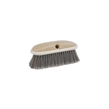 WASH-N-SCRUB 90510 Wash-N-Scrub Brush,8 In Blck,2 In Trm