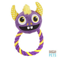 Martha Stewart PetsA Rope Ring Monster
