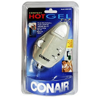 Conair Compact HOT Gel Cap Heating System, Worldwide Dual Voltage, Model HGM15