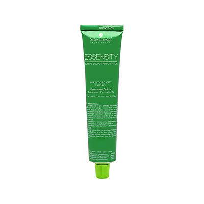Schwarzkopf Essensity Permanent Hair Color - 4-67 Medium Auburn Smokey Brown