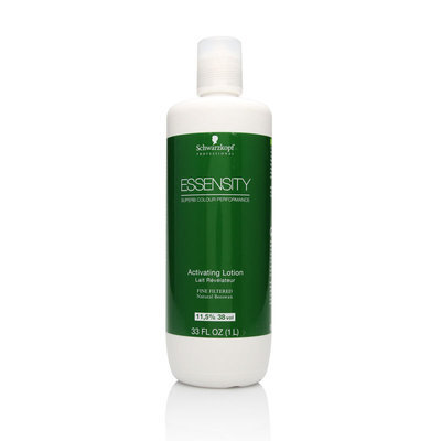 Schwarzkopf Essensity Activating Lotion 38 Vol 11.5%