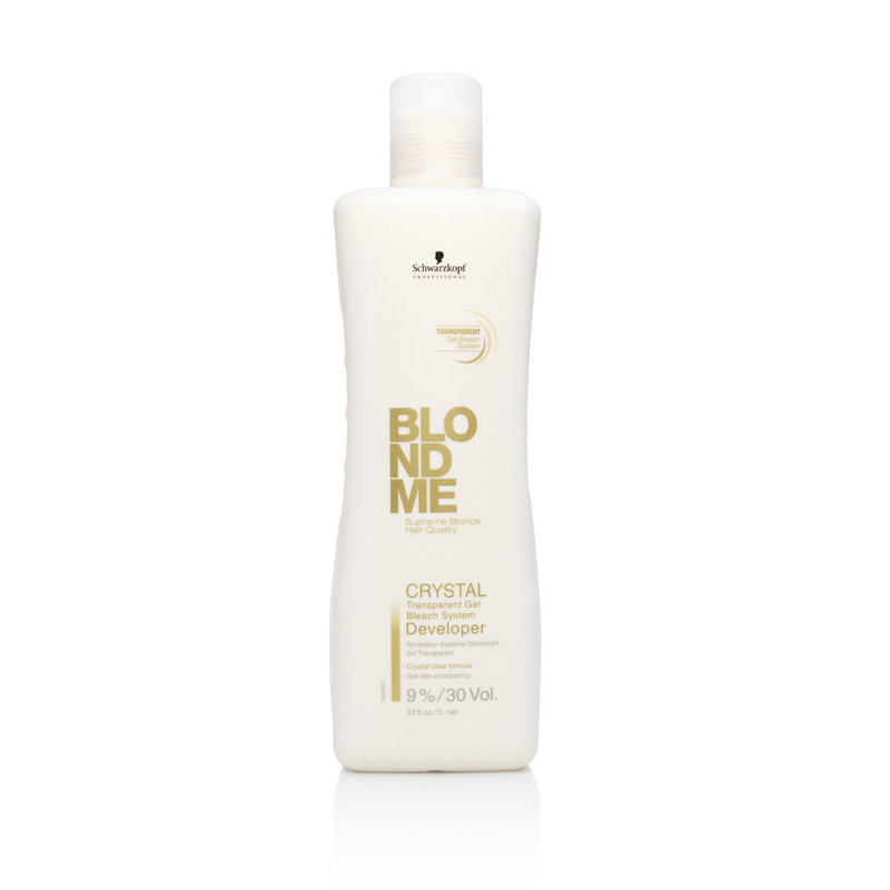 Schwarzkopf Blond Me Crystal Developer 9% / 30 Vol
