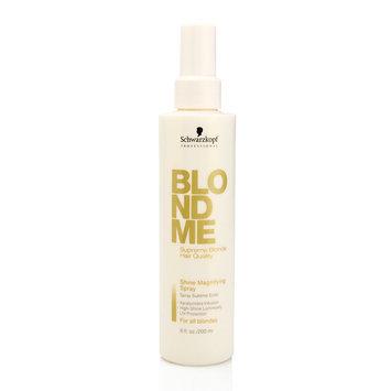 Schwarzkopf BlondeMe Shine Magnifying Spray 6.8oz