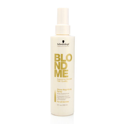 Schwarzkopf BlondeMe Shine Magnifying Spray 6.8oz