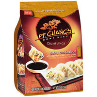 P.F. Chang's Home Menu Shrimp & Seafood Dumplings, 12.5 oz