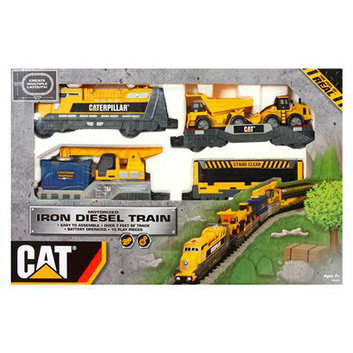 Caterpillar Iron Diesel Train